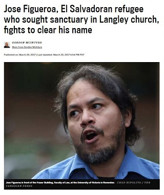 José Figueroa was forced to spend two years in sanctuary at Walnut Grove Lutheran Church.