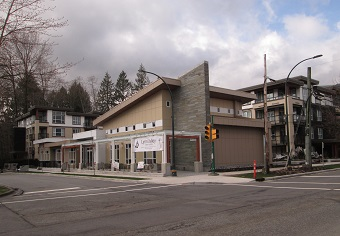 The new Lynn Valley United Church development has been warmly received by the District of North Vancouver.
