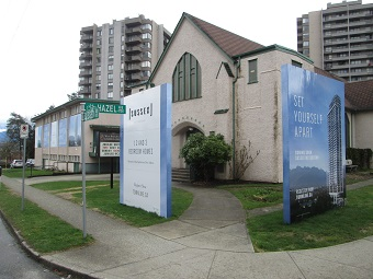 West Burnaby (now part of Jubilee) United Church will be redeveloped by 2019.
