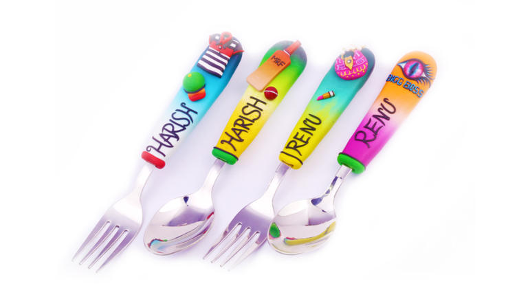 Personalised kitchenware