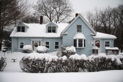 Why Basements Leak Water During the Winter