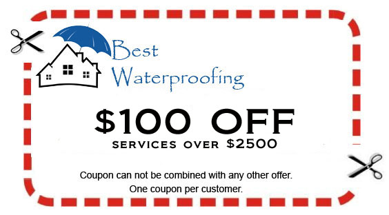Best Waterproofing Coupon