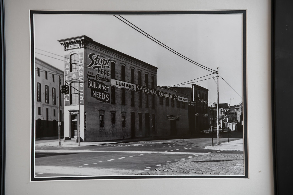 National Lumber original shop in Little Italy