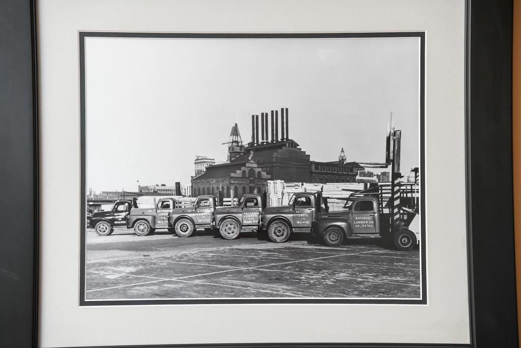 national lumber historic truck fleet