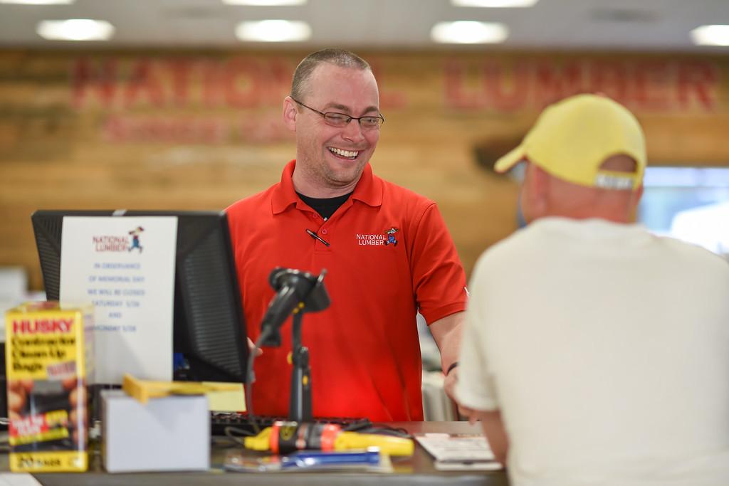 national lumber sales staff