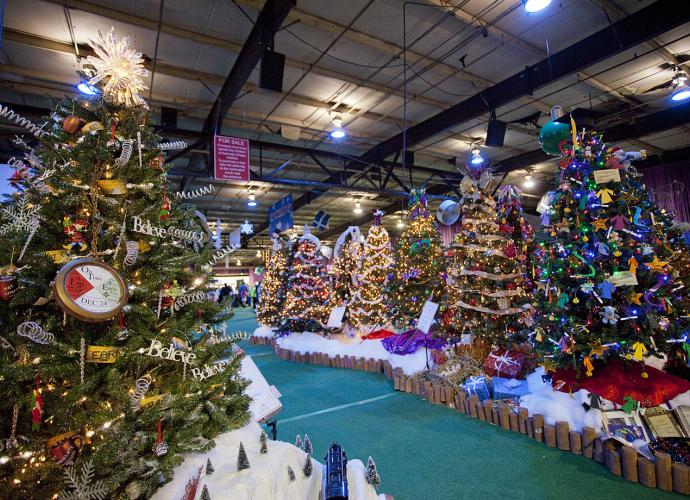 Kennedy Krieger festival of trees community
