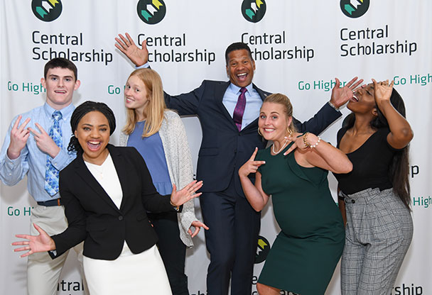 central scholarship fund community partner