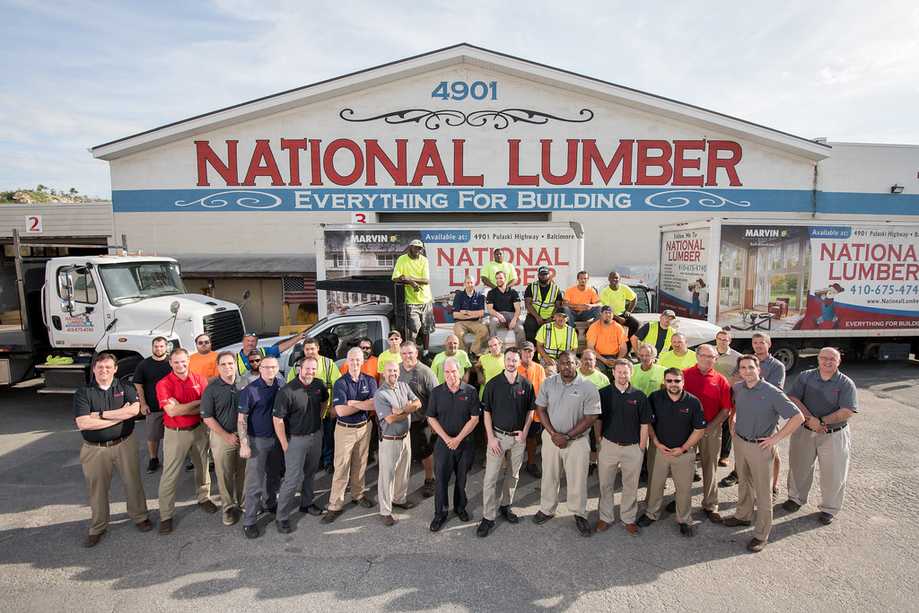 national lumber everything for building
