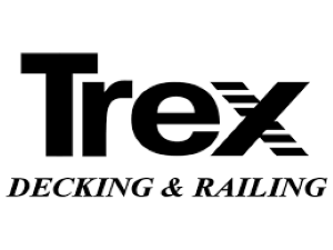 trex decking logo png