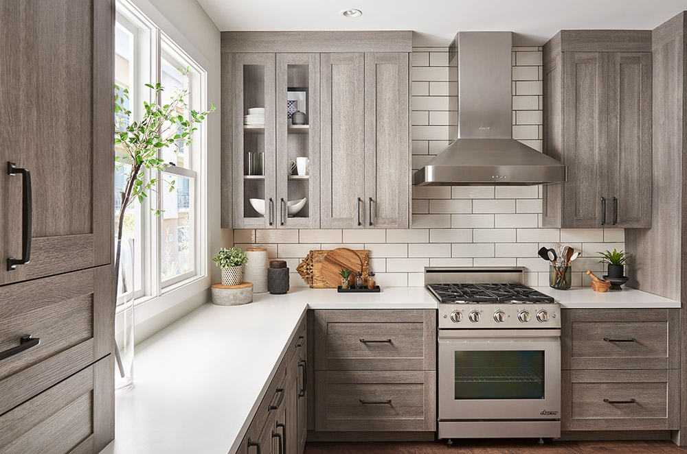 ultracraft kitchen remodel National Lumber