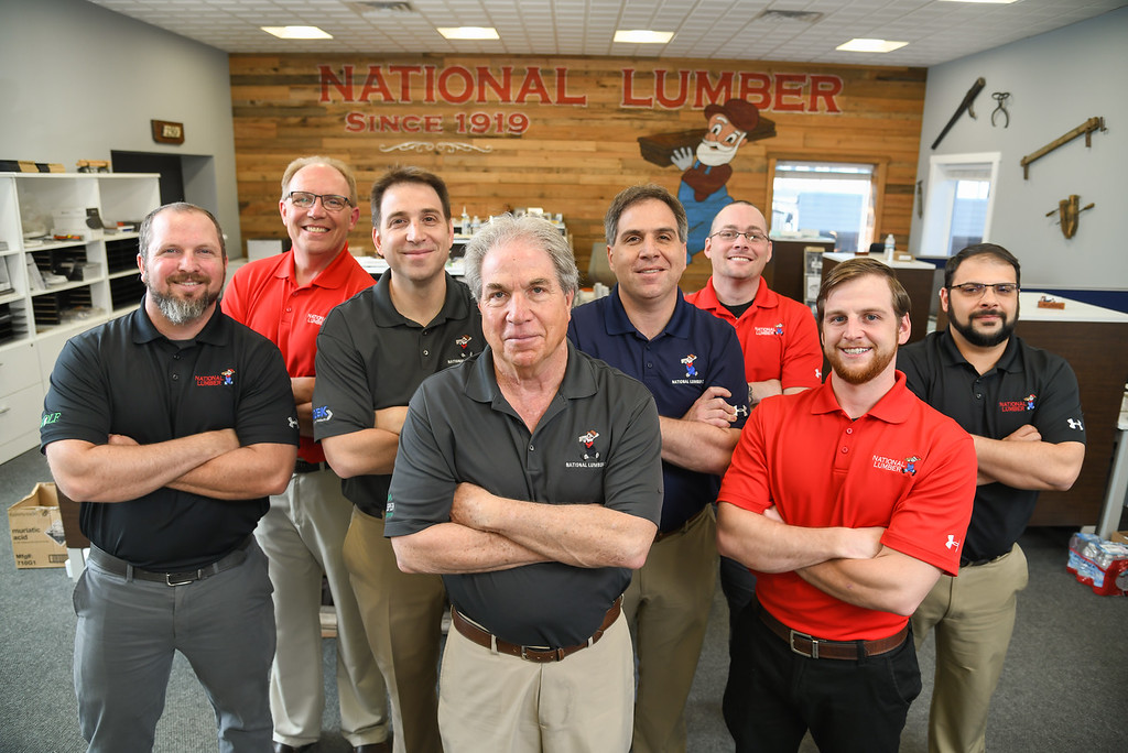 lumber yards in Maryland contractor sales team