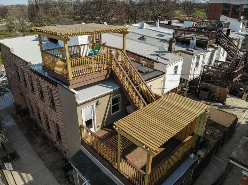 rooftop decks northern virginia