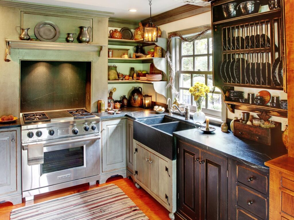 recycled kitchens