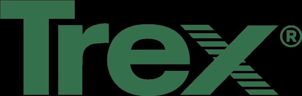 Trex deck logo