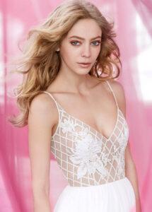blush-hayley-paige-bridal-chiffon-beaded-a-line-v-neck-bodice-lattice-floral-applique-full-tiered-chiffon-1607_x4