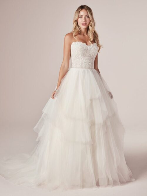 Princess Ball Gown Wedding Dress