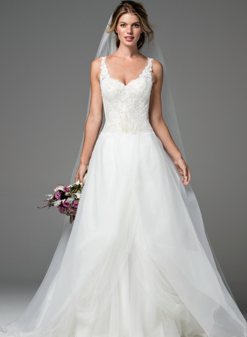 lace top bridal separate