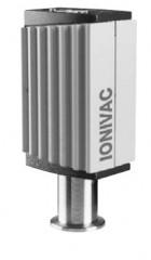 Hot cathode vacuum gauge