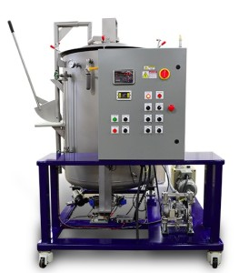 Vacuum Degassing Large System