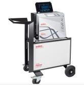 Phoenix Quadro Helium Leak Detector Cart