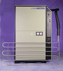 Upgrade of a Polycold water vapor vacuum pump