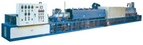 high temperature pusher furnace