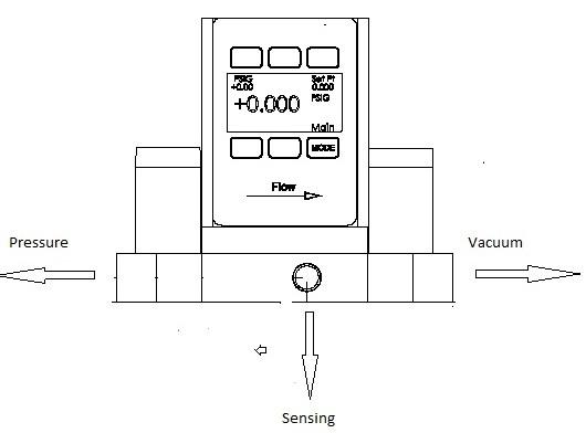 apex vacuum dual valve pressure controller