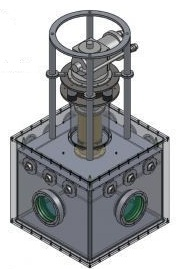 Custom Chamber Cryostat
