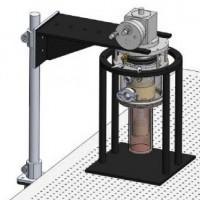 Low-Vibration-Cryostat