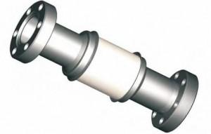 Vacuum Ceramic Break CF Flange