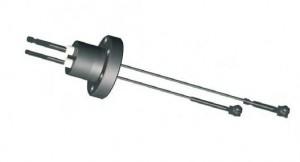 Vacuum Thermocouple Feedthrough CF Flange
