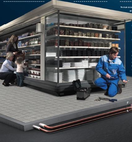 hydrogen sniffer applications