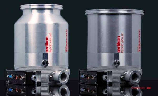 Trivac Series Dual Stage Rotary Vane Vacuum Pumps