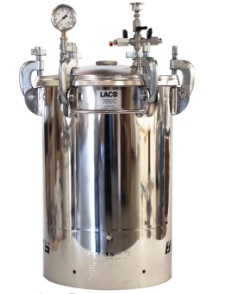 helium leak detection bombing chamber