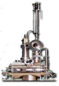 Ultra-high vacuum surface science vacuum chamber
