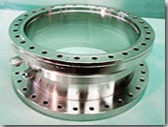 Vacuum Bell Jar Collar