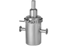 inline LN2 vacuum trap