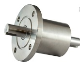 Rotary vacuum seal to replace Ferrotec and Rigaku Feedthroughs