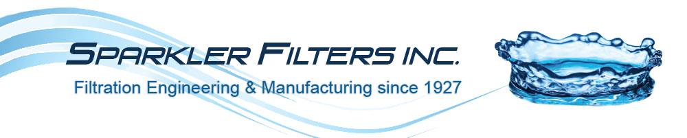 Sparkler Filters for Fine Filtration Applications