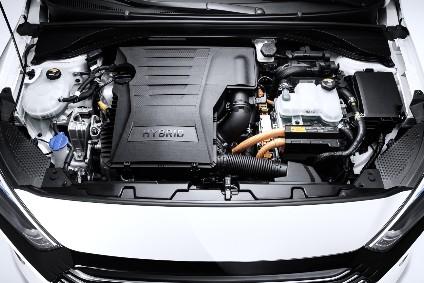 Hyundai Ioniq 2020 full