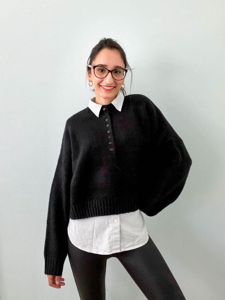 sweater look 1