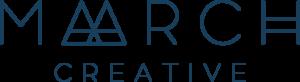 Maarch Creative Logo Navy