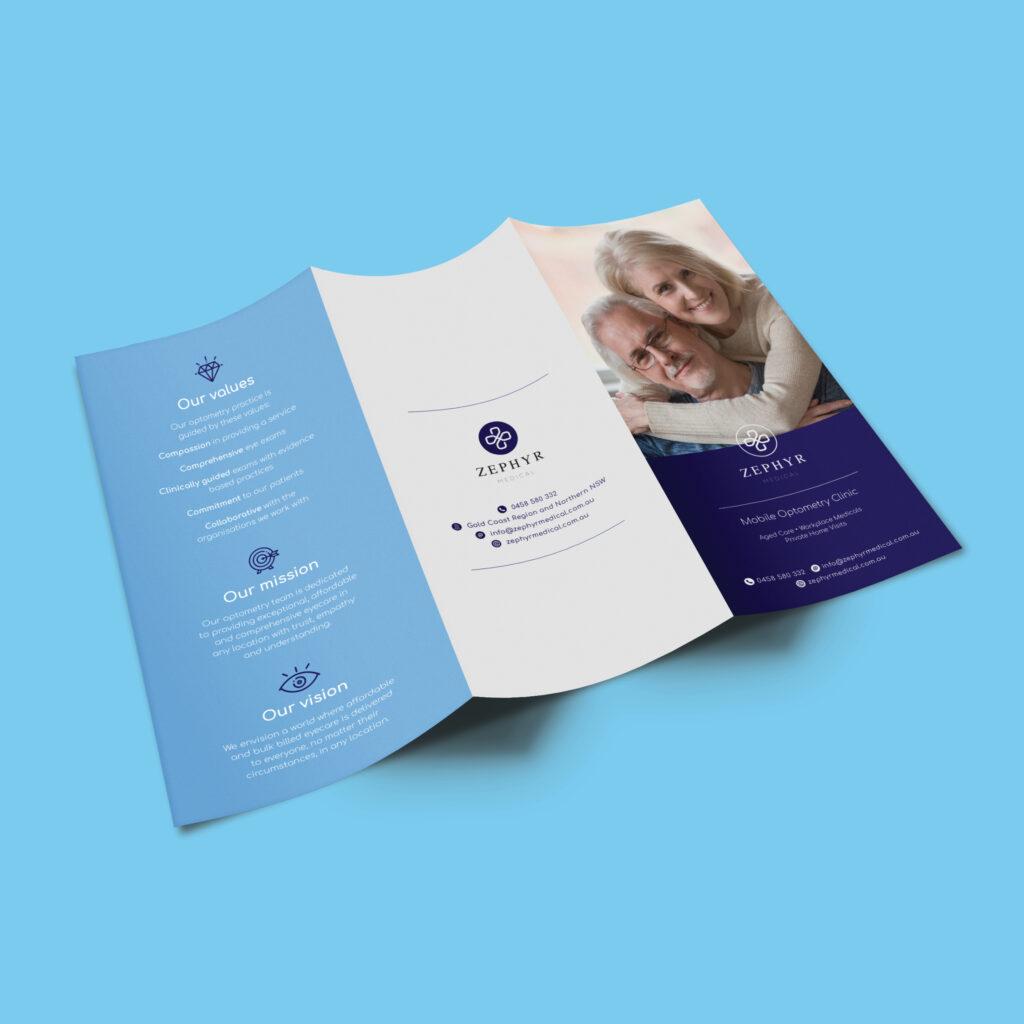 Zephyr Medical Flyer