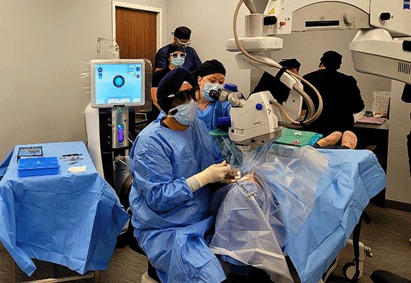 Paul Singh - office-based surgery suite