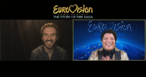 """Dan Stevens Talks About """"Eurovision Song Contest The Story of Fire Saga"""""""