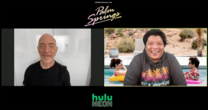 "J.K. Simmons Talks ""Palm Springs"""