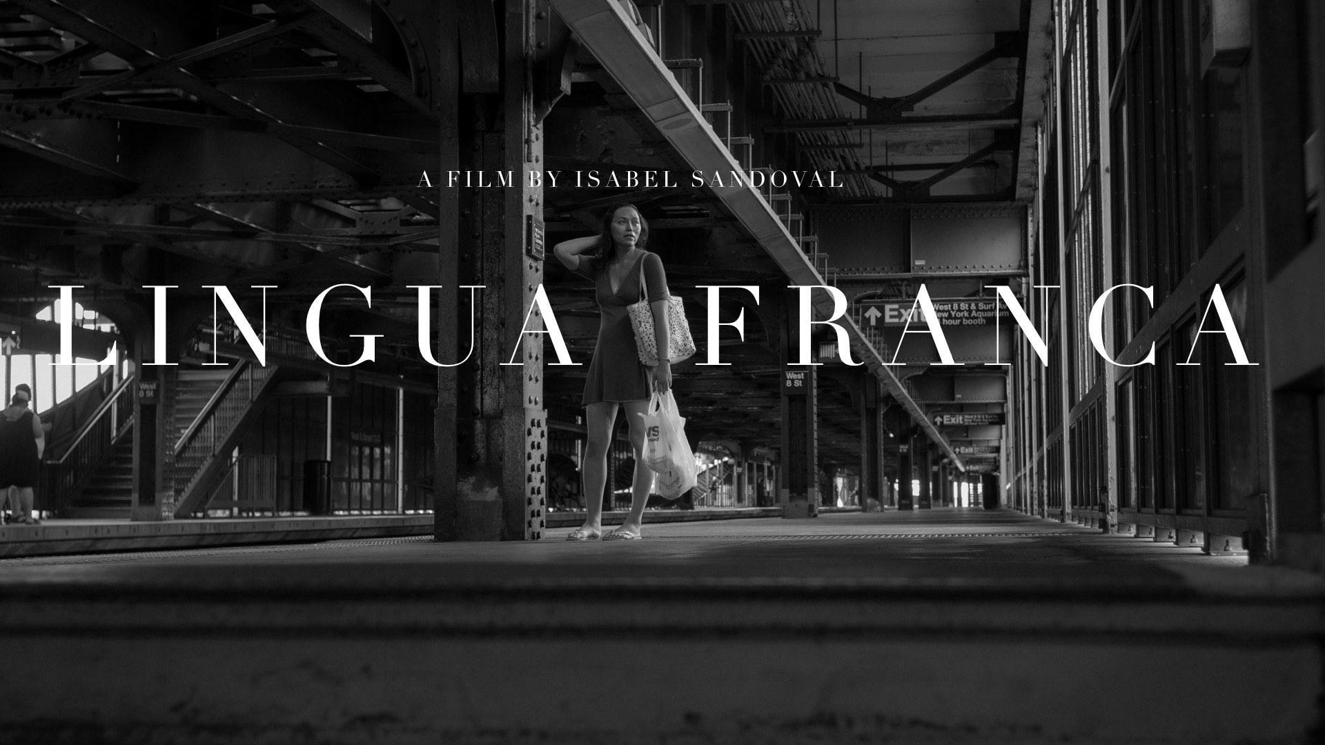 LINGUA FRANCA:  Meet Trans FilAm Director Isabel Sandoval