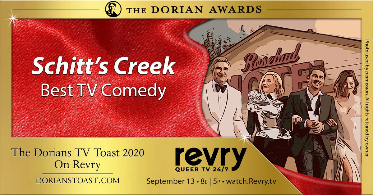 Winners of Dorian Awards' First Ever TV Awards