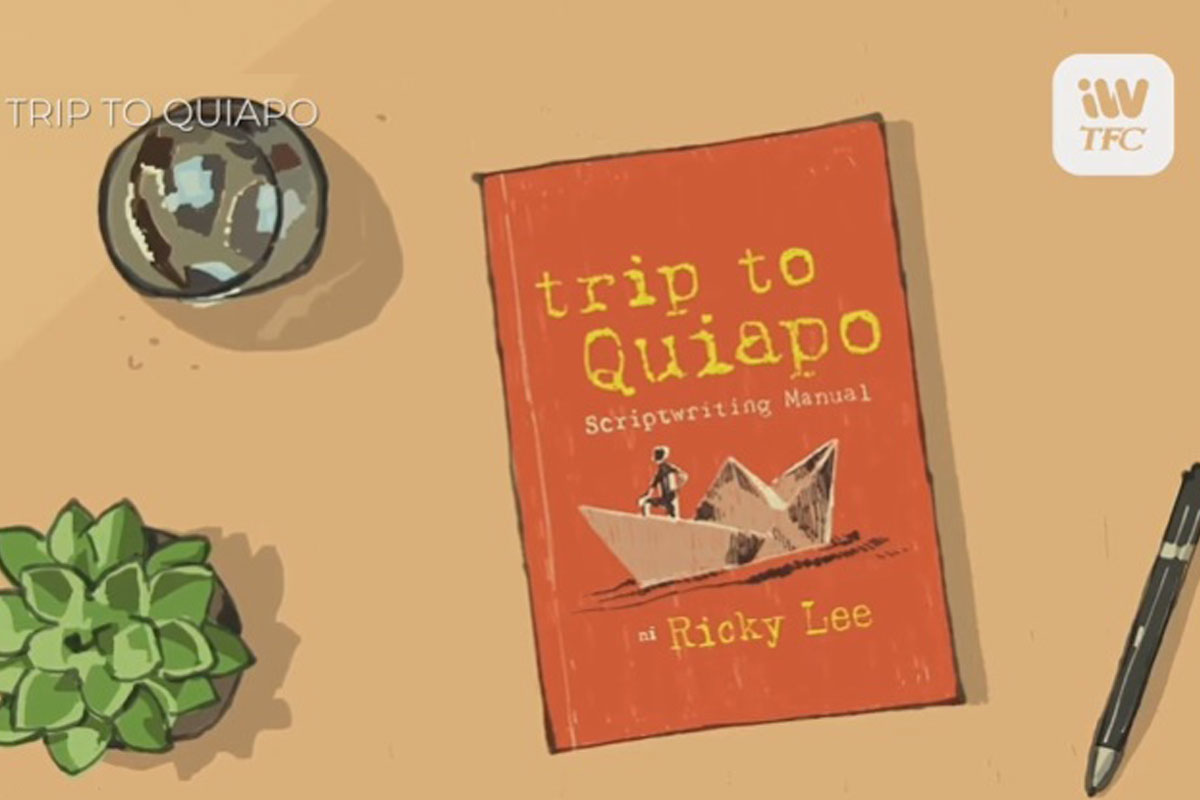 "Creativity and Passion in ""Trip to Quiapo"""