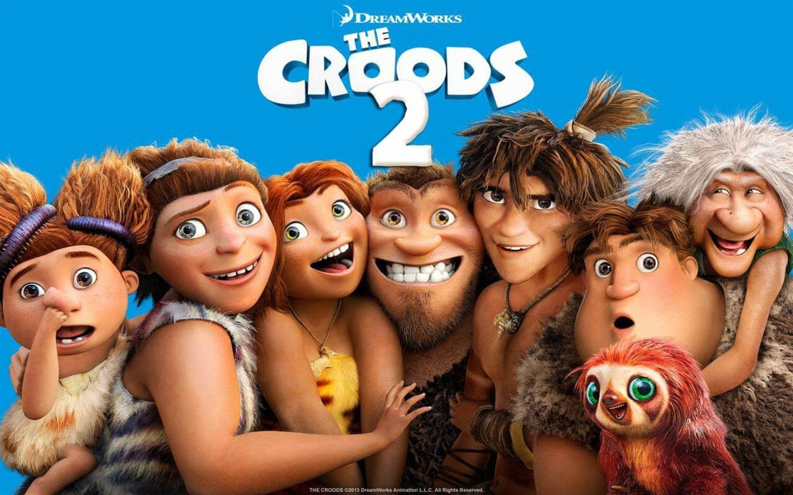 """The Croods: A New Age"" Interview with Joel Crawford"